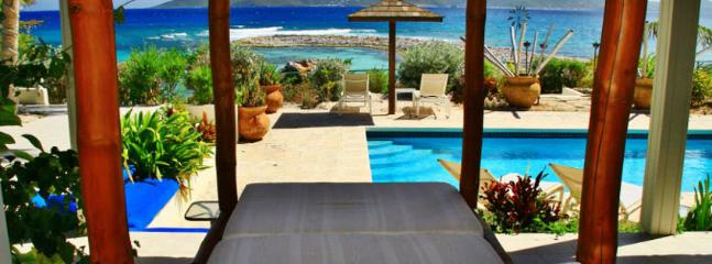 SPECIAL OFFER: Anguilla Villa 47 Overlooking Its Own Secluded Strand Of White Sand Beach. - Image 1 - Anguilla - rentals