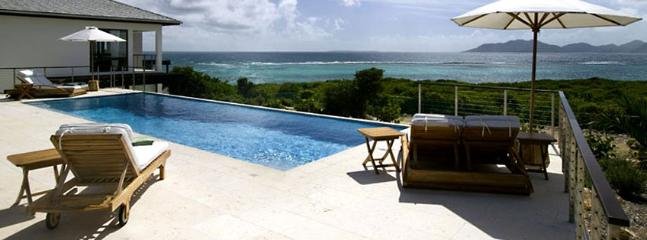 SPECIAL OFFER: Anguilla Villa 113 Sitting On The South Shore, Anguilla Villa 113 Commands Stunning Views Of The Secluded Cove Be - Little Harbour vacation rentals