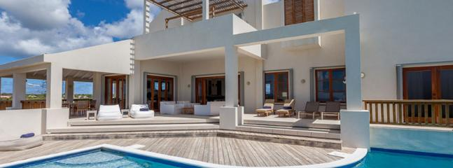 SPECIAL OFFER: Anguilla Villa 121 Expansive Sea Views And A Stunning Outdoor Terrace With Private Pool. - Sandy Hill Bay vacation rentals