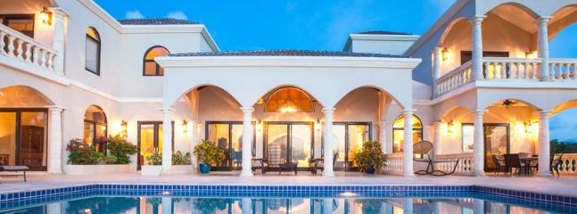 Villa Sandcastle SPECIAL OFFER: Anguilla Villa 51 On The North Shore Of Anguilla With Magnificent Views Of The Ever Changing Sha - Limestone Bay vacation rentals