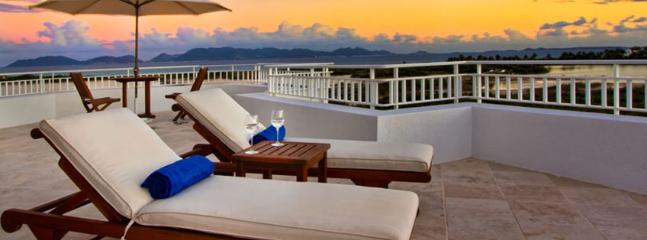 AVAILABLE CHRISTMAS & NEW YEARS: Anguilla Villa 136 Overlooking The Cove And Only Two Minutes Away From Pristine Maundays Bay. - Anguilla vacation rentals
