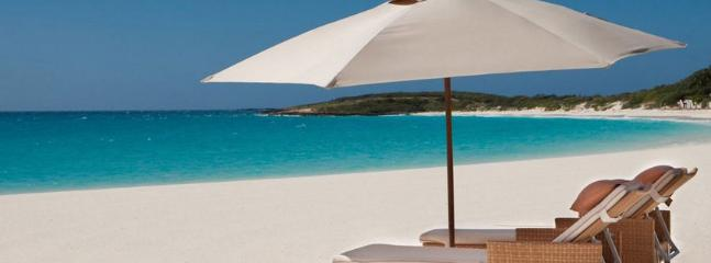 AVAILABLE CHRISTMAS & NEW YEARS: Anguilla Villa 135 Overlooking The Cove And Only Two Minutes Away From Pristine Maundays Bay. - Anguilla vacation rentals