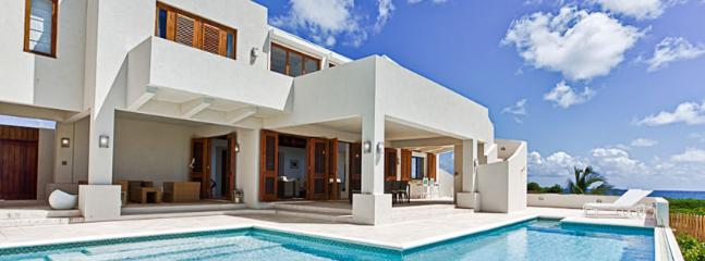 AVAILABLE CHRISTMAS & NEW YEARS: Anguilla Villa 54 Designed By Its British Owners To Create A Simple And Calming Space For A Relaxing Holiday. - Sandy Hill Bay vacation rentals