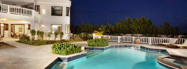 AVAILABLE CHRISTMAS & NEW YEARS: Anguilla Villa 129 Reputed To Be The Island's Largest Villa At 21,000 Square Feet. - Anguilla vacation rentals