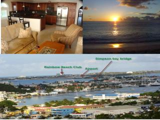 Affordable Luxury. Corner Penthouse, ocean view. - Saint Martin-Sint Maarten vacation rentals