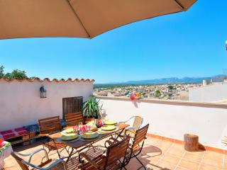 OFFER! Mallorca traditional holiday village house - Llubi vacation rentals