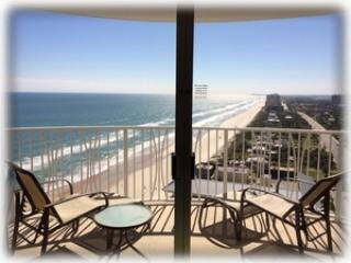 Outstanding 3/2 Oceanfront Condo - PeckPlaza 26SE - Daytona Beach vacation rentals