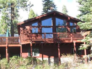 Canterbury Place, close beach, hiking,HUGE deck - Lake Tahoe vacation rentals