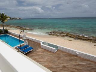 Witenblauw Estate at Pelican Key, Saint Maarten - Directly On The Beach - Pelican Key vacation rentals