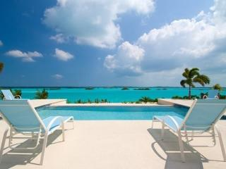 Breezy Palms Waterfront Villa View & Infinity Pool - Providenciales vacation rentals