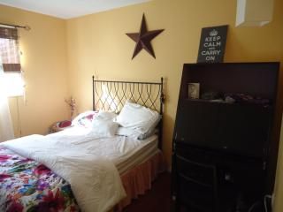 Furnished room in clean home   we have 2 rooms - Waterloo vacation rentals