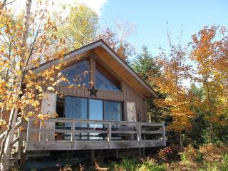 Vermont Mountain Top Cabin - Northeast Kingdom vacation rentals
