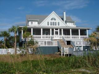 "3134 Palmetto Blvd - ""Island Time"" - Edisto Beach vacation rentals"
