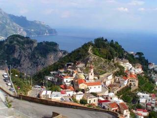 Casa Viola restored house sea view hill of Amalfi - Amalfi vacation rentals