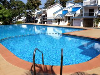 CasaMelhor: 3 bed Duplex Penthouse:CM019 - Siolim vacation rentals