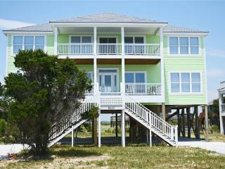 Bahama Mama 6620 West Beach Drive - Oak Island vacation rentals