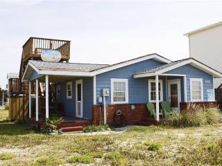 Beach Cottage 2614 East Beach Drive - Oak Island vacation rentals