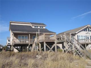 Front Row 1725 West Beach Drive - Oak Island vacation rentals