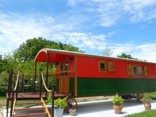 LA ROULOTTE DE CAMPAGNE PRE VERT - Arles vacation rentals