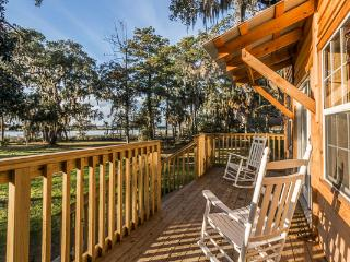 Riverfront 3BR 2.5BA House With Private Dock - Southern Georgia vacation rentals