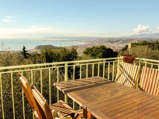 Le 85 Nice Vinaigrier - NICE magnificent view on Baie des Anges - Villefranche-sur-Mer vacation rentals