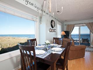 Oceanfront Condo - Save 20% now - Kure Beach vacation rentals
