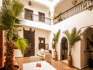 Riad Warda in the heart of Medina - Marrakech vacation rentals