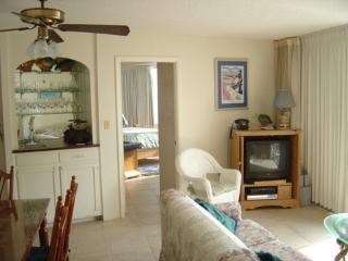 Oceanfront 3/3 Family Seaside Condo - Daytona Beach vacation rentals