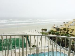 Oceanfront 3/3 Family Seaside Condo, PeckPlaza 7SE - Daytona Beach vacation rentals