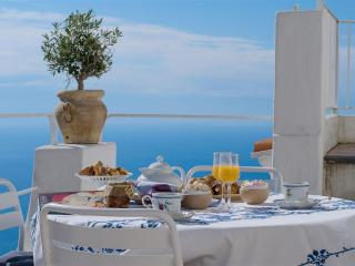 Villa Belvedere Furore hill sea view garden - Furore vacation rentals