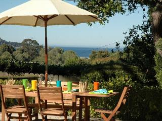 3276 Restful Refuge ~ Huge Ocean View Deck! Guest House Available Too! - Carmel vacation rentals