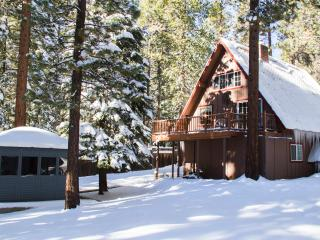 Multi-level A-Frame Cabin w/ PRIVATE HOT TUB, - South Lake Tahoe vacation rentals