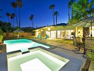 4BR/3BA Mid Century Beauty, Close to Airport and Downtown, Sleeps 8 - Palm Springs vacation rentals