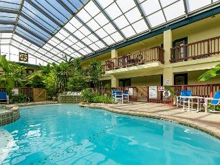 1BR Prime Two-story Condo, Nautilus Galleria, North Padre Island, Sleeps 4 - Austin vacation rentals