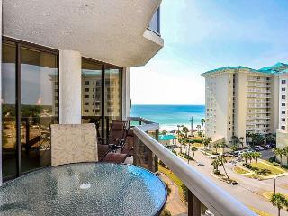 Surfside-612 Resort Pool, 2 Hot Tubs, Beach Svc For 4 Incl. NEAR DESTIN - Miramar Beach vacation rentals