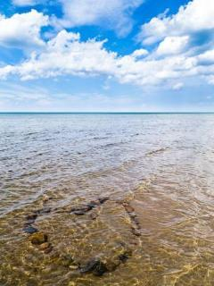 Charming 4 Bed/2 Bath,  Lake Huron Home in Alpena - Alpena vacation rentals