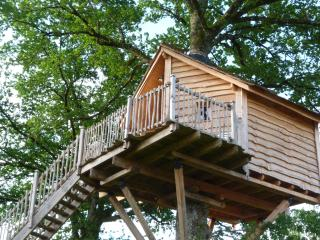 Nice Tree house with Swing Set and Balcony - Collonges-la-Rouge vacation rentals