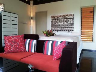 Thangi Vulle. From Vosa NI Ua Lodge. Beach side. - Savusavu vacation rentals