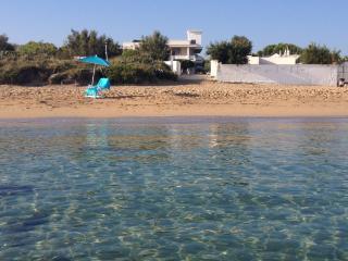 SALTO NEL BLU House Seaside (Monopoli - Capitolo - PUGLIA) Holiday Eco del Mare - Capitolo vacation rentals