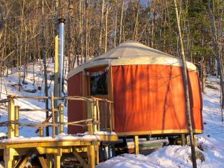 Sunset Yurt Off-The-Grid Retreat - Denmark vacation rentals