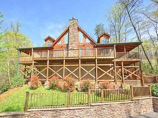 Gatlinburg luxury cabin  BEARFOOT LODGE #420 - Gatlinburg vacation rentals