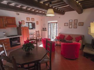 Rural farmhouse discover Natura la Scheggia: ARCO - Anghiari vacation rentals