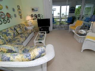 Gulf view two bedroom penthouse - Sanibel Island vacation rentals