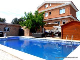 Villa Vicky de lujo en Roda de Bara - Roda de Bara vacation rentals