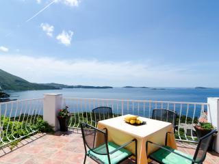 Apartment Sandito-One Bedroom Apt with Balcony A5 - Srebreno vacation rentals