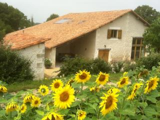 Beautiful Barn with Internet Access and Satellite Or Cable TV - Bonnes vacation rentals