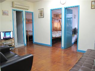 Cozy and grand,2 Mins to MTR, 3 rooms large - Hong Kong vacation rentals