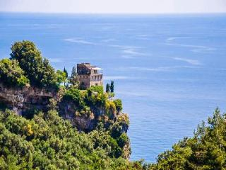 Historic Villa The Tower with Staff, Glorious Sea Views & Plenty of Privacy - Amalfi vacation rentals