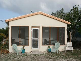 Delightful, Quiet Beachfront Cottage - Turks and Caicos vacation rentals