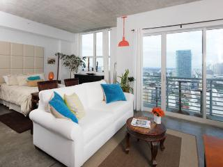 Stylish Loft in the Heart of Miami - Water Views - Coconut Grove vacation rentals